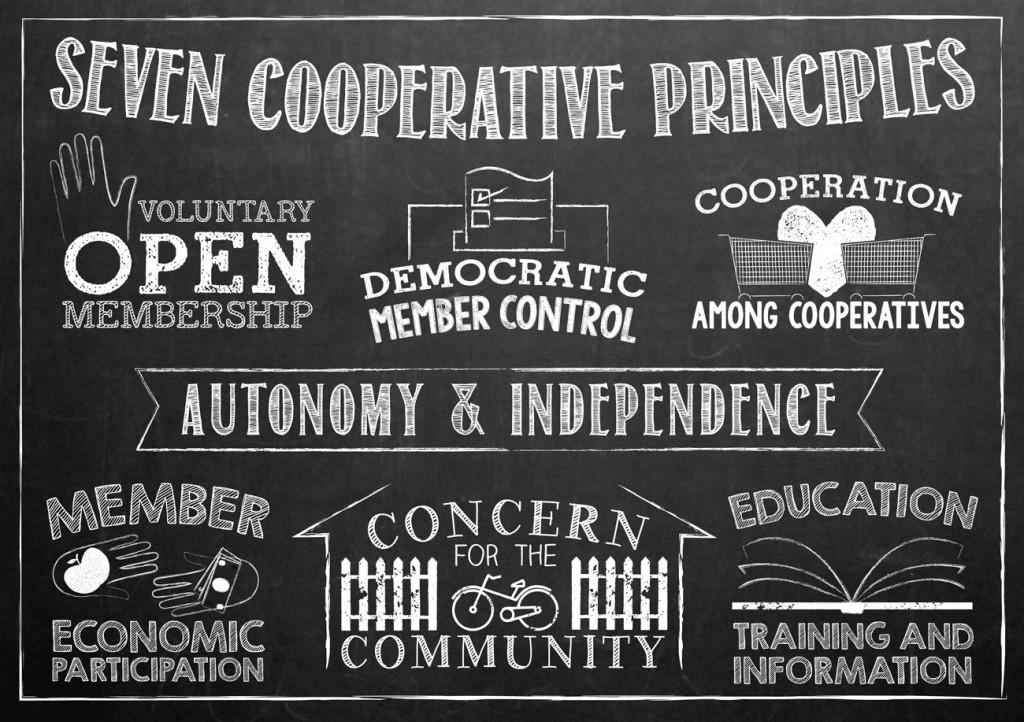 seven cooperative principles