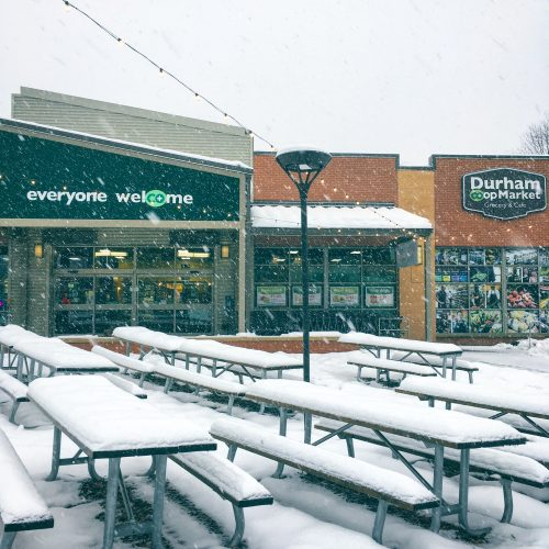 Co Op Weather Advisory Durham Co Op Market